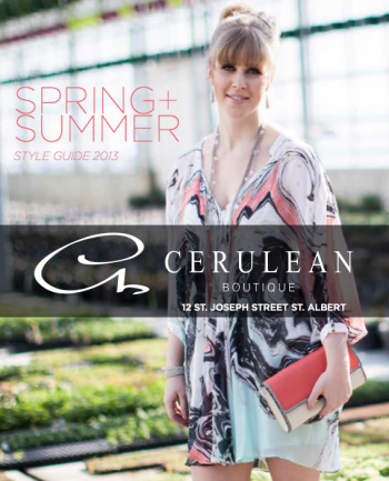 Blush Artistry Cerulean Boutique Cover